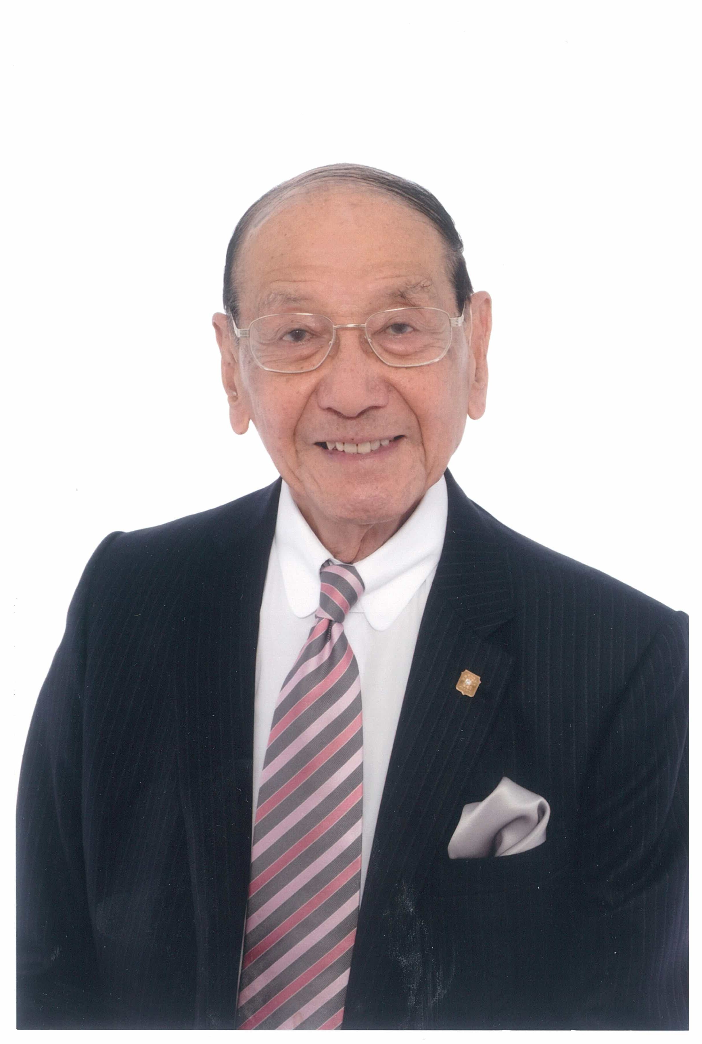 Dr. Samson SUN M.B.E., J.P., D.C. Sc.